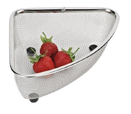 Stainless Steel Corner Strainer Basket product image
