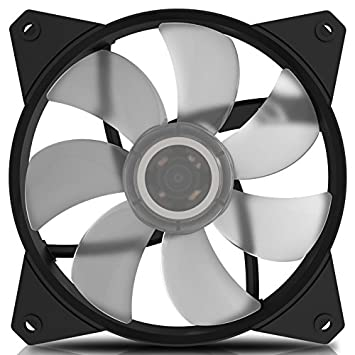 Cooler Master Mf120l Rgb Masterfan Cooler Amazon In Computers