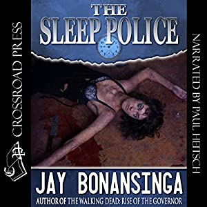 The Sleep Police Audiobook