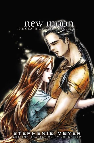 New Moon: The Graphic Novel, Vol. 1 (The Twilight Saga) [Stephenie Meyer] (Tapa Dura)