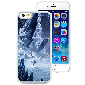 NEW Unique Custom Designed iPhone 6 4.7 Inch TPU Phone Case With Lost Planet 3 Artwork_White Phone Case