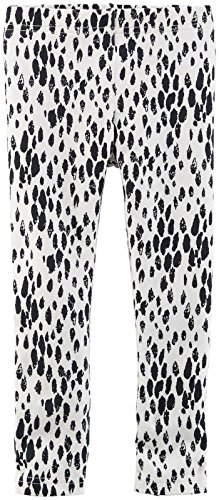 Carter's Baby Girls' Print Leggings (236g008), Black/White Leopard 24 Months (Toddler Leopard Leggings)