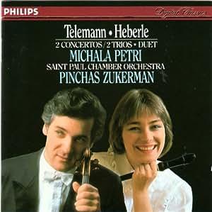 Concierto Doble-2 Trios-Heberle-Zukerman