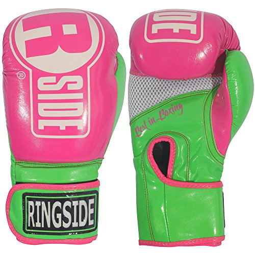 Ringside Apex Boxing Kickboxing Muay Thai Punching Bag Gloves