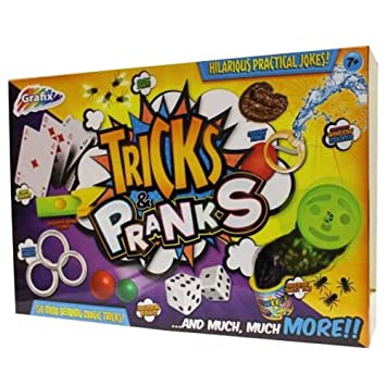 Trick Pranks Magic Gift Kids Fun Party Birthday Filler Surprise