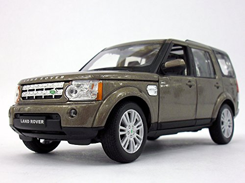 Land Rover Discovery 4 1/24 Scale Diecast Metal Model - Copper