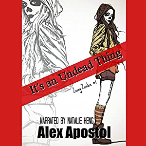 It's an Undead Thing Audiobook
