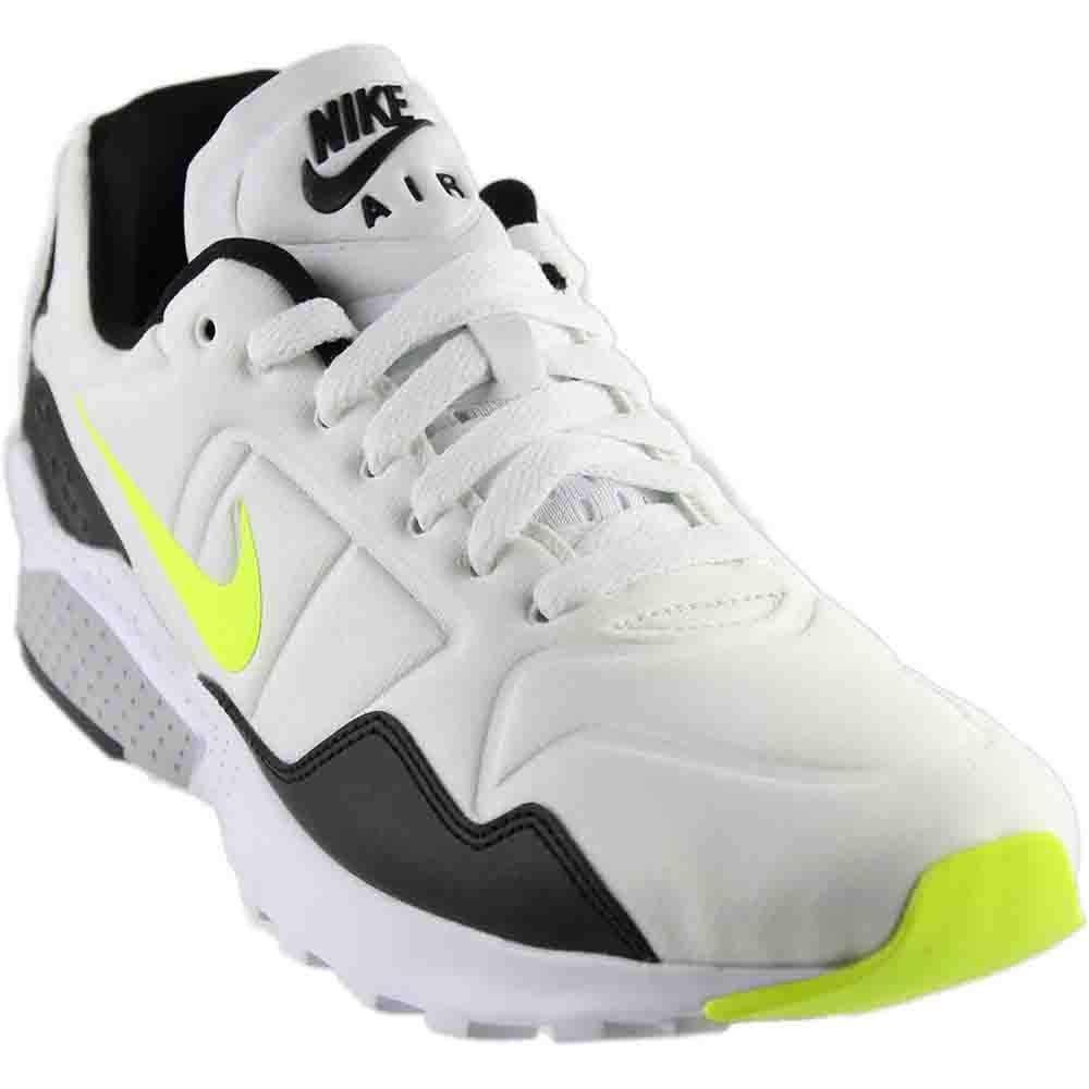 huge selection of 9e9fd af283 NIKE Men's Air Zoom Pegasus 92 White/Volt/Black Running Shoe 10.5
