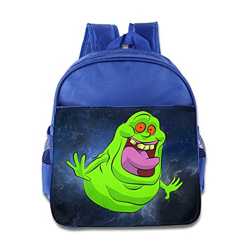 [Ghostbusters Slimer Logo Girls Fashion Lunch Bag School Bag] (Ghostbuster Costume Backpack)