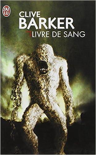 Clive Barker - Livres de sang : 6 Livres (Epub)