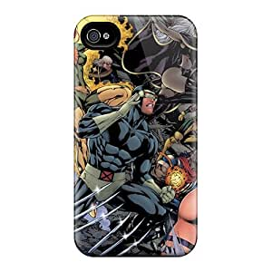Iphone 6 X Men Print High Quality Frame Cases Covers