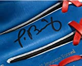 Javier Baez Chicago Cubs Autographed SSK Game Model Glove - Fanatics Authentic Certified - Autographed MLB Gloves