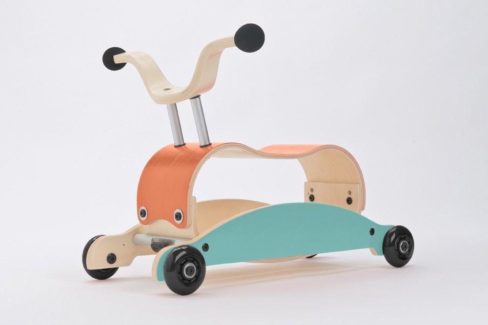 /Azul/ Wishbone Design Studio/ /5124 /madera/ /Mini Flip/ /Base/