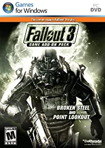 Fallout 3 Game Ad-On Pack: Broken Steel and Point Lookout - PC