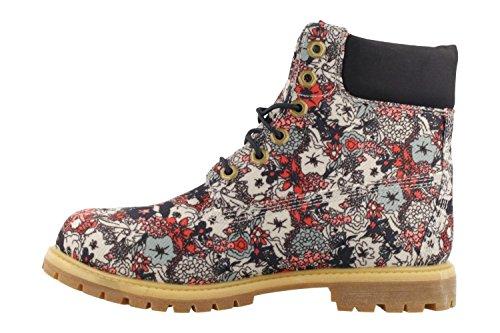 Classic Premium Bib Boots Timberland Multicolour Adults' Multicolour 6in Fabric Unisex 1OcWYvWF