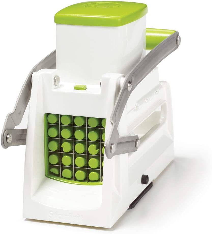 Starfrit 092919-002-0000 PRO Fry Cutter and Cuber, One Size, White