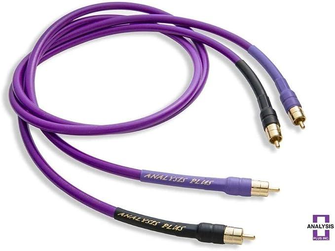 Analysis Plus Purple Plus USB Audiophile Quality USB Cable 1.5 meter