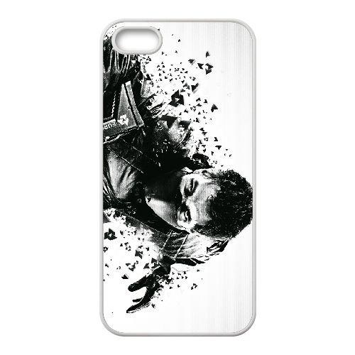 Syndicate 2 coque iPhone 5 5s cellulaire cas coque de téléphone cas blanche couverture de téléphone portable EEECBCAAN08785