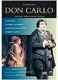 ヴェルディ 歌劇《ドン・カルロ》英国ロイヤル・オペラ [DVD]