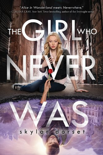 Girl Who Never Was Otherworld ebook product image
