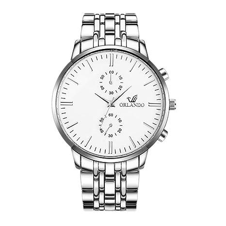 Amazon.com: BeautyVan - Reloj de pulsera para hombre con ...