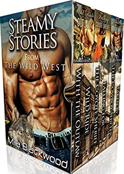 Steamy Stories Wild West Collection ebook product image
