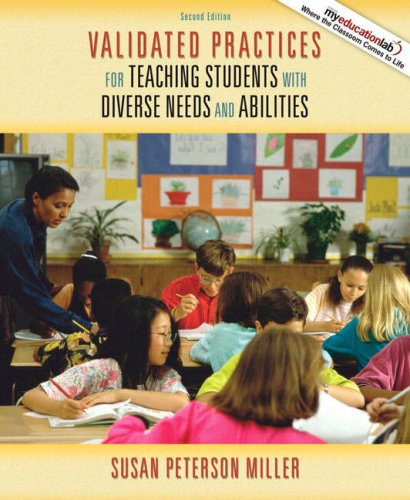 Validated Practices for Teaching Students with Diverse Needs and Abilities (2nd Edition)
