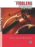 Fiddlers Philharmonic Encore!: Conductor's Score, Comb Bound Book