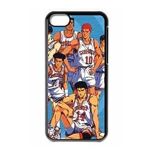 Slam Dunk01.jpgiPhone 5c Cell Phone Case Black JN762C48