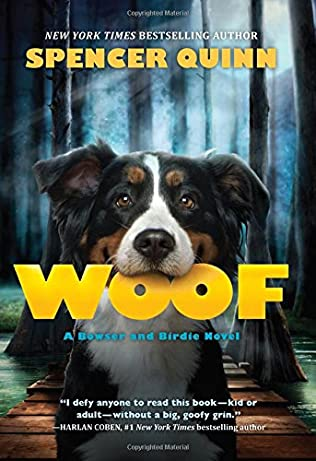 book cover of Woof