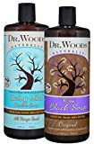 Dr. Woods Black Soap and Baby Mild Castile Soap