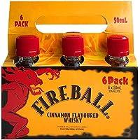 Fireball Firedrops, 50 ml (Pack Of 6)
