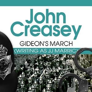 Gideon's March Audiobook
