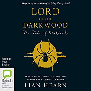 Lord of the Darkwood Audiobook