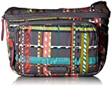 Vera Bradley Midtown Belt Bag City Plaid