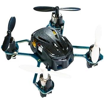 HUBSAN Q4 Nano H111 Quadcopter, Transmitter Included, Black