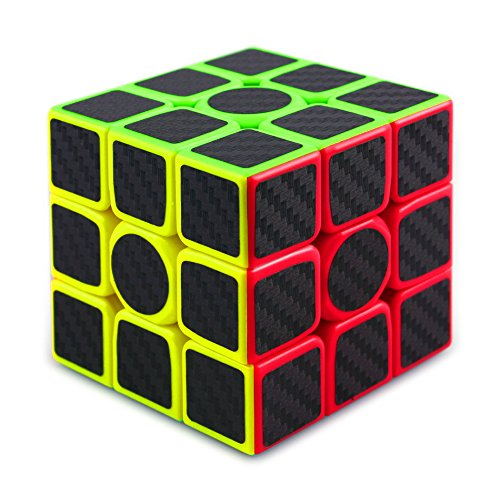 Neat speed cube, bright and vibrant colors