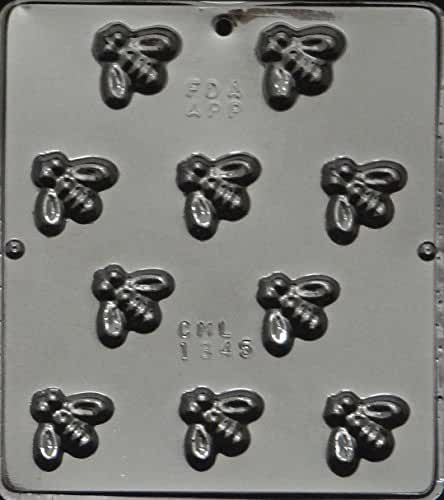 Bee Bite Size Chocolate Candy Mold 1345