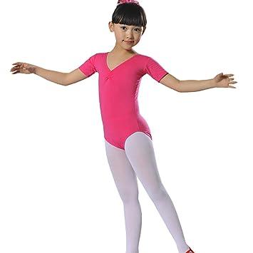 c1239e097 Amazon.com   Kylin Express Little Girls  Ballet Dresses Gymnastics ...