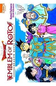 Dragon Quest, Emblem of Roto, tome 6 par Kamui Fujiwara