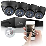 Funlux KS-Y84UH 8-Channel Surveillance Security Camera System