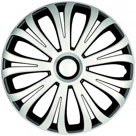 Amazon.es: Volkswagen VW Polo (2002 - 2004) 15 pulgadas GIGA - Tapacubos de aleación de coche Hub Caps Juego de 4