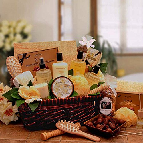 Spa Therapy Relaxation Gift Hamper (Luxury Food Hamper)