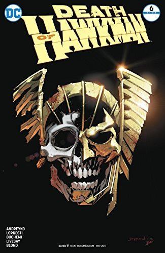Death of Hawkman #6 PDF