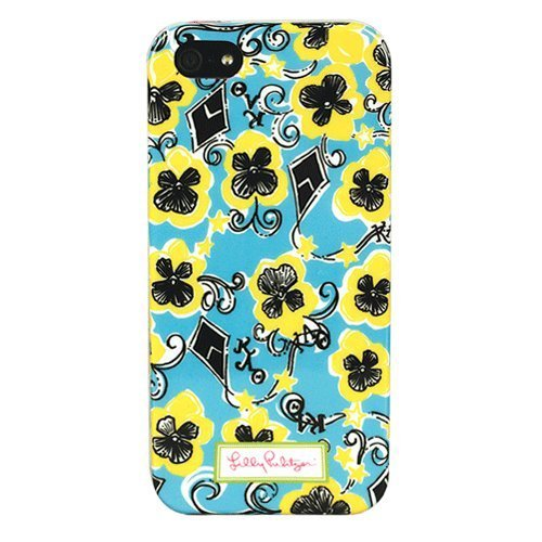 Lilly Pulitzer iPhone 5 Case - Kappa Alpha Theta - Kappa Alpha Theta Lilly Pulitzer