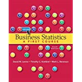 Business Statistics - A First Course, 6th Edition