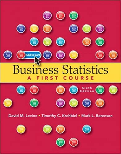 Business statistics a first course 6th edition david m levine business statistics a first course 6th edition 6th edition fandeluxe Images