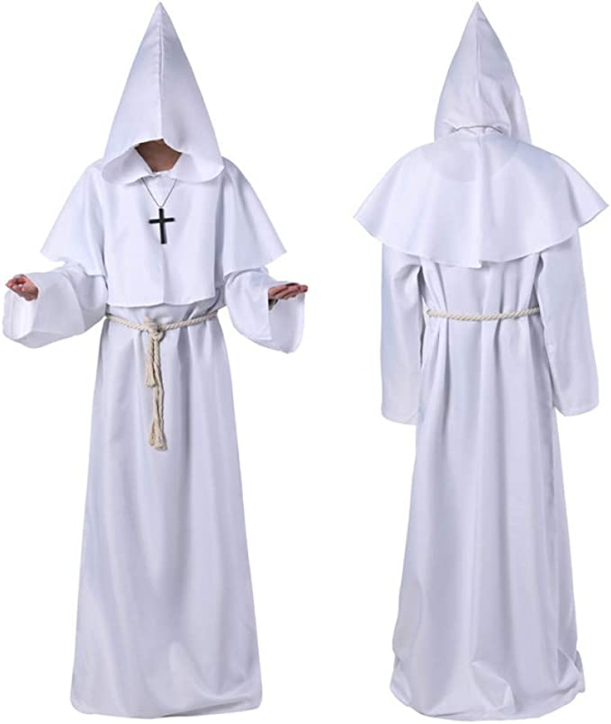 SHOPZZ Disfraz De Halloween Disfraz De Parca De Terror para Hombre ...