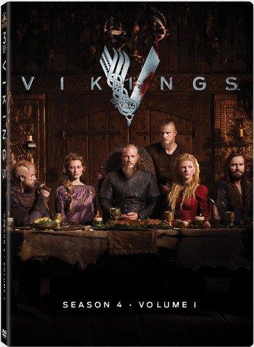 Vikings Season 4 Volume 1 Dvd