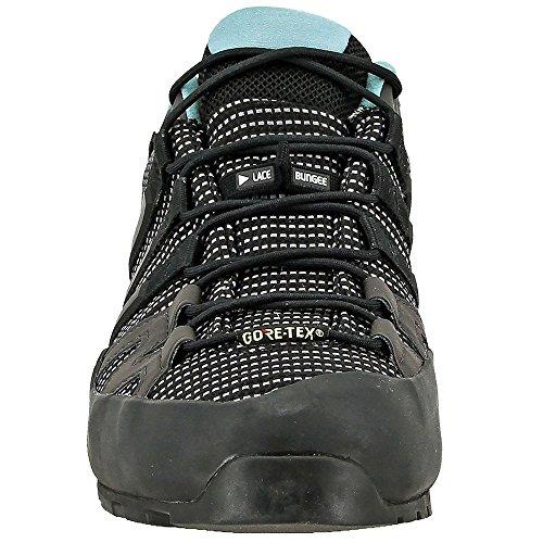 Adidas Outdoor Dames Terrex Scope Gtx Trace Grijs / Zwart / Dampstaal Atletische Schoen